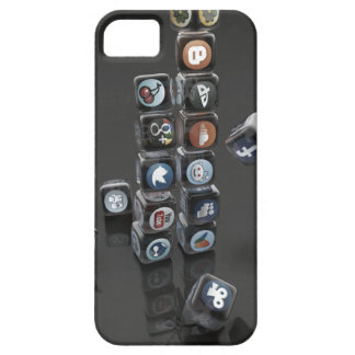 Social Icons 3D iPhone Cover