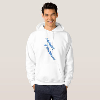 Social Justice campaign for potable water Hoodie