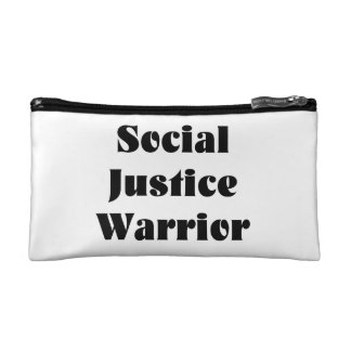 Social Justice Warrior Coin Purse