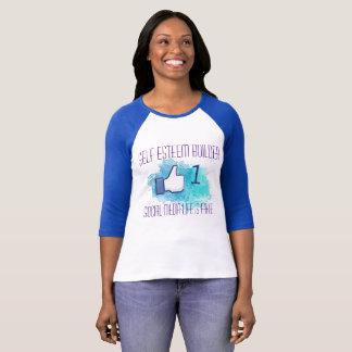Social Media One LIke Self Esteem Boost T-Shirt