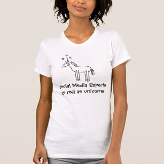 Social Media Unicorns T-Shirt