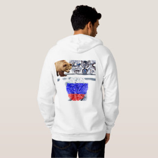 Social On the Media - Russia Hoodie
