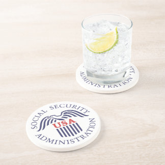 Social Security Administration Coaster