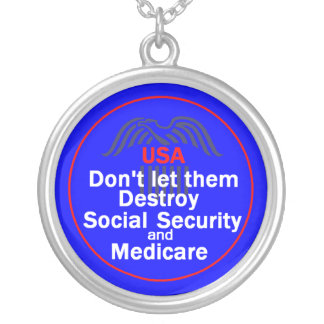 Social Security Necklace