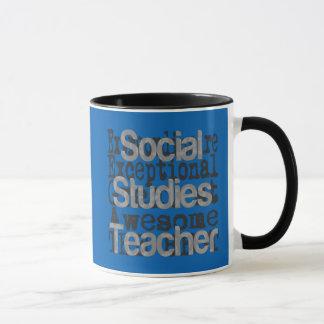 Social Studies Teacher Extraordinaire Mug