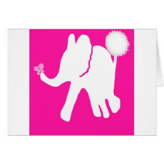 Social white elephant anniversary card