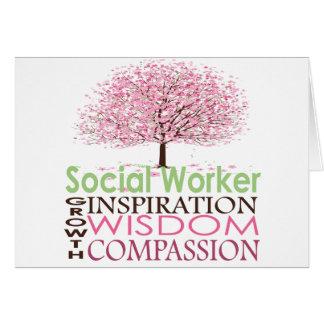 Social Worker Card