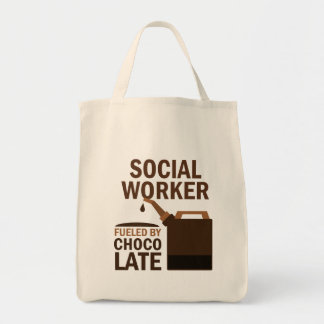 Social Worker (Funny) Chocolate