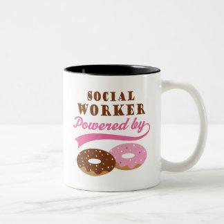 Social Worker Funny Gift Mugs