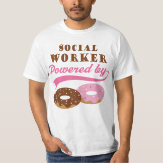 Social Worker Funny Gift T-Shirt