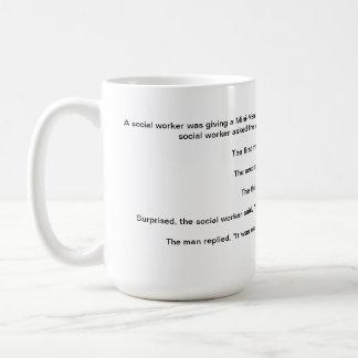 Social Worker Mug XVI