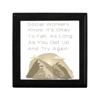 Social Workers Know Motivational Gift Box