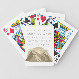 Social Workers Know Motivational Poker Deck