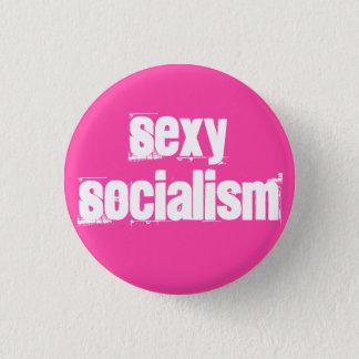 Socialism 1 Inch Round Button