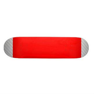 Socialist Flag Skateboard