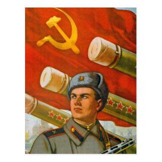 Socialist New Years Card 3