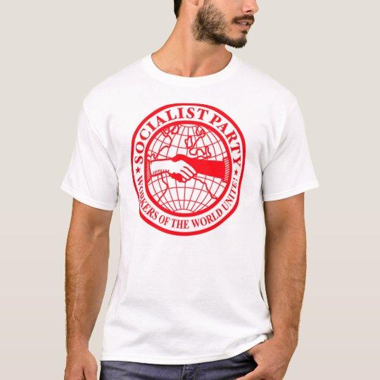 Socialist Party Logo T-Shirt