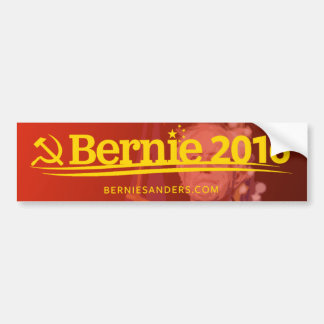 Socialist Sanders Stickers Bumper Sticker