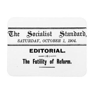 Socialist Standard 1904 October Editorial black Magnet