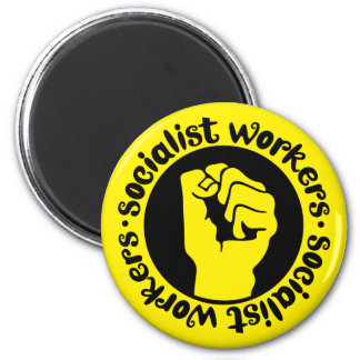 Socialist Workers Magnet