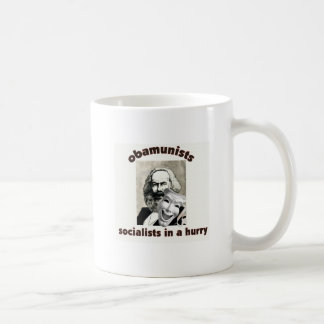Socialists in a Hurry Coffee Mug
