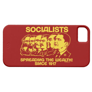Socialists: Spreading the Wealth iPhone 5 Case