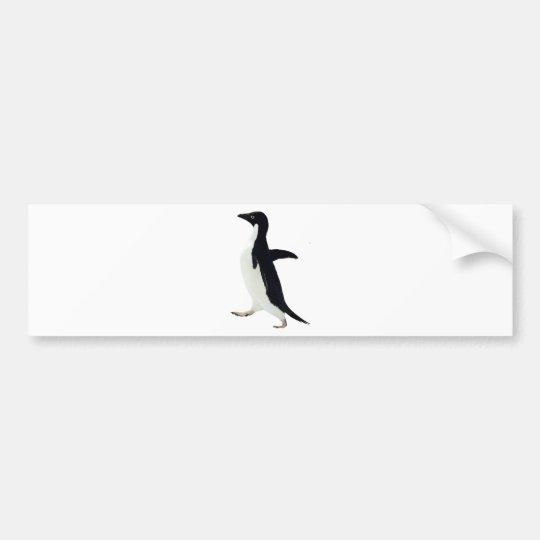 Socially Awkward Penguin Bumper Sticker