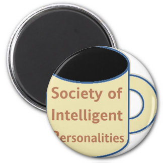 Society of Intelligent Personalities (SIP) Magnet