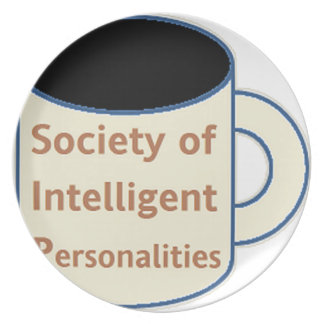 Society of Intelligent Personalities (SIP) Plate
