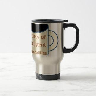 Society of Intelligent Personalities (SIP) Travel Mug