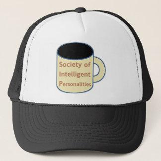 Society of Intelligent Personalities (SIP) Trucker Hat