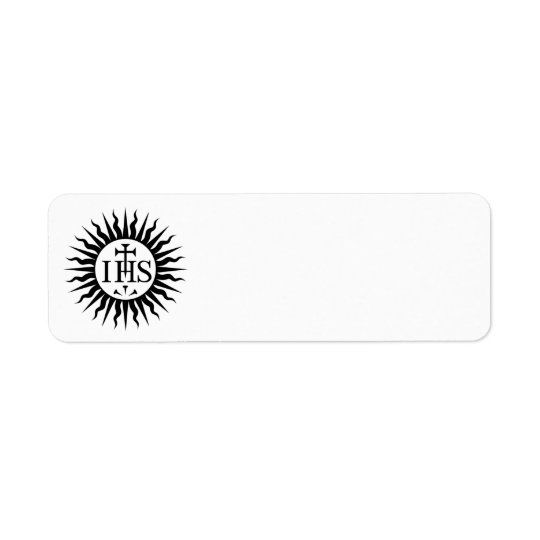 Society of Jesus (Jesuits) Logo