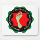 Society of Self-Sovereignty Mouse Pad