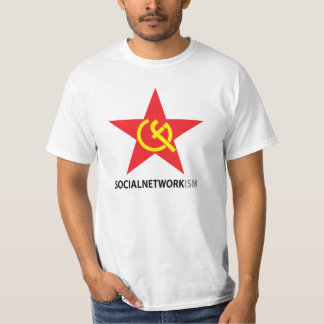 SocilaNetworkism T-Shirt