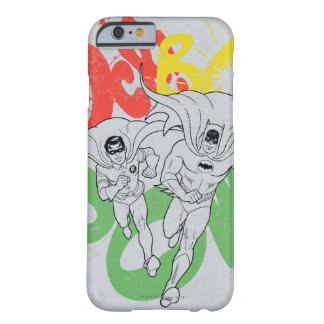 SOCK BAM POW Batman and Robin Barely There iPhone 6 Case
