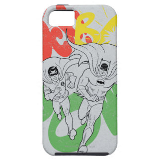 SOCK BAM POW Batman and Robin iPhone 5 Covers