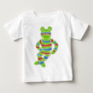 Sock Froggy Baby T-Shirt