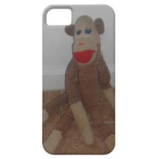 Sock Monkey iPhone 5 Cases