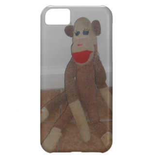 Sock Monkey iPhone 5C Cover