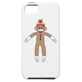 Sock Monkey iPhone 5 Cover