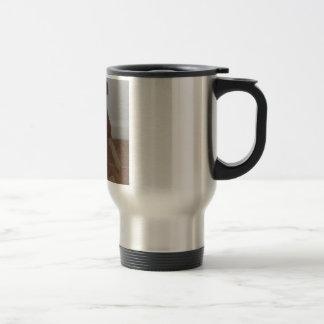 Sock Monkey Coffee To Go Mug
