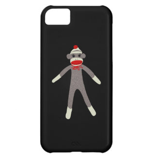 Sock Monkey Droid Case iPhone 5C Cover