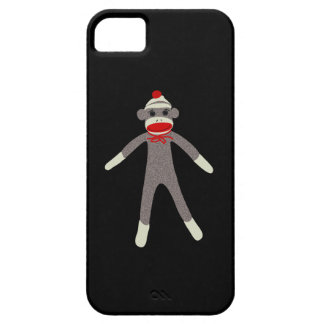 Sock Monkey Droid Case iPhone 5 Covers