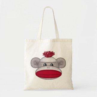 Sock Monkey Head