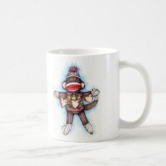 Sock Monkey - Monkey Business Coffee Mug