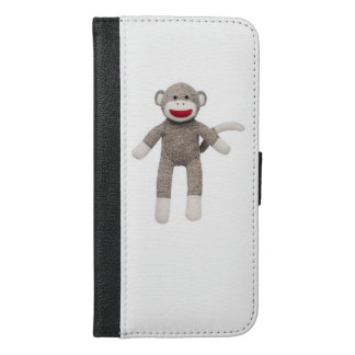 Sock Monkey Phone Case