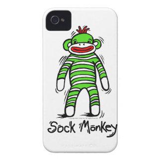 Sock Monkey Phone Case iPhone 4 Cases