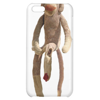 Sock Monkey Phone Cover Case For iPhone 5C