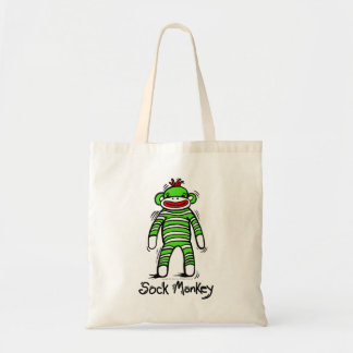 Sock Monkey Sock Monkey! Tote Bag