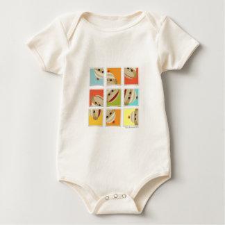 Sock Monkey Socks Blocks Baby Shirt Kelly Schwark